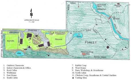 map of Alderleaf