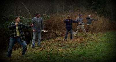 instinctive archery practice