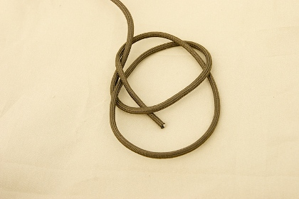 camping knots bowline 3