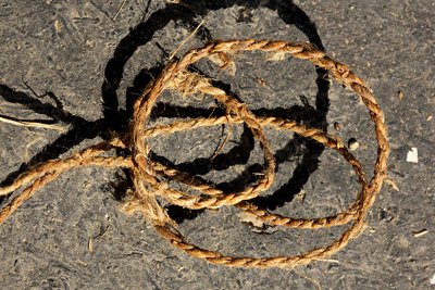 Cordage Making Natural Rope