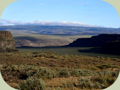 sagebrush country