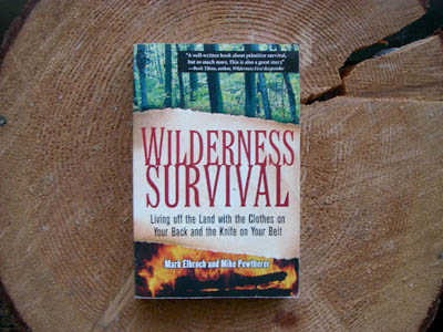 wilderness survival book