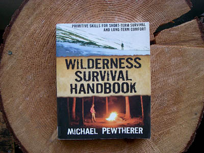 WIlderness Survival Handbook Cover
