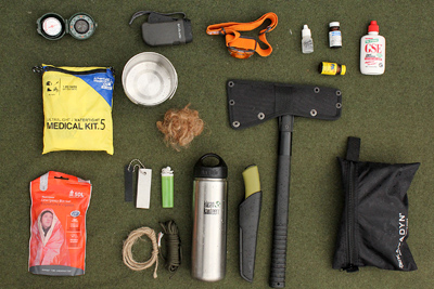 Survival Gear List The Survival Essentials
