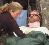 wilderness first aid training course