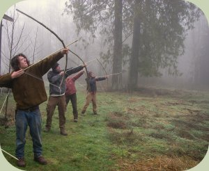 shooting survival bows and arrows