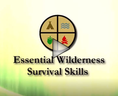 Essential Wilderness Survival Skills Course Logo