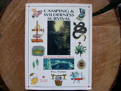 Camping and Wilderness Survival book