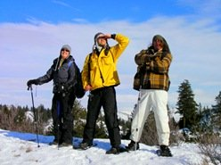 wilderness orienteering class